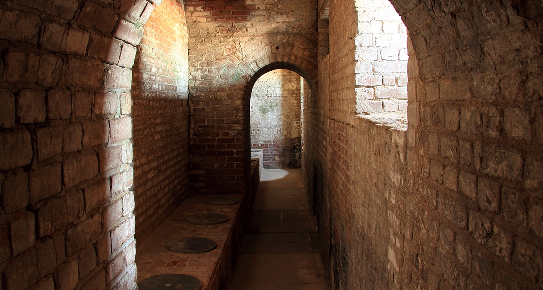 Fort Zachary Taylor of Key West, Florida