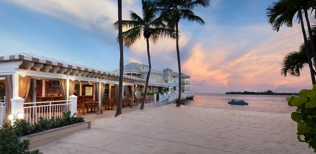 In The Press of Key West, Florida Resort