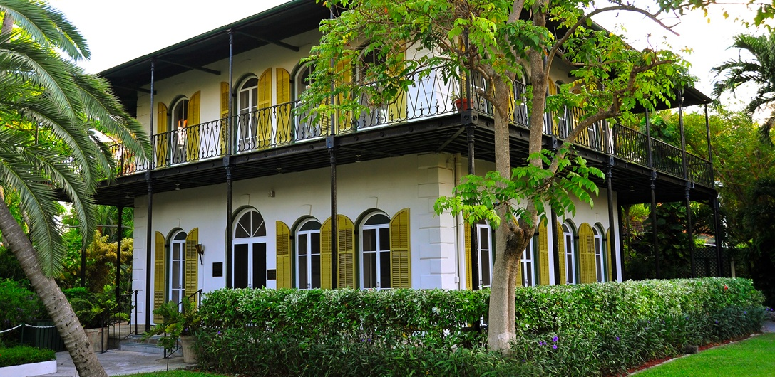 Ernest Hemingway House of Key West, Florida
