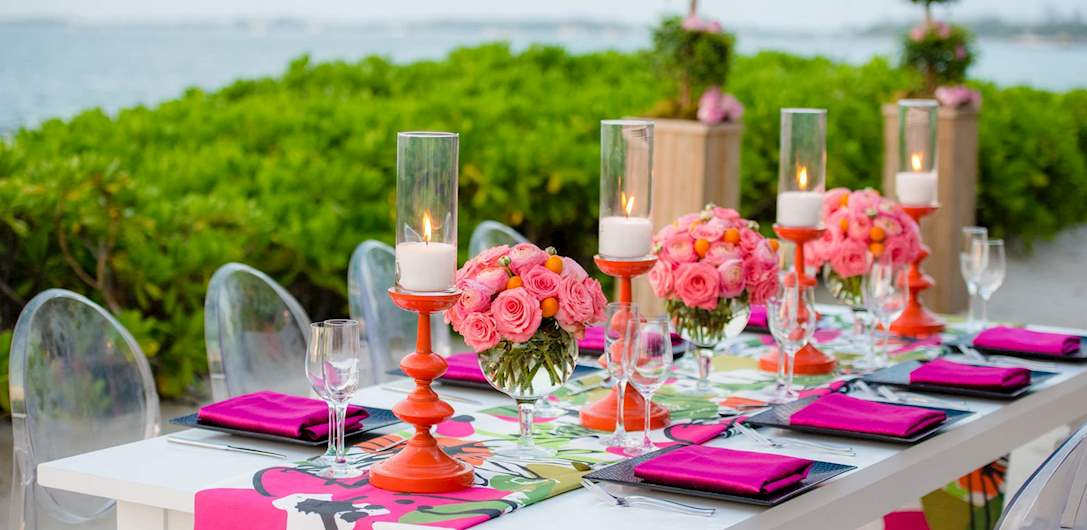 Special Occasions at Pier House Resort & Spa, Key West Florida