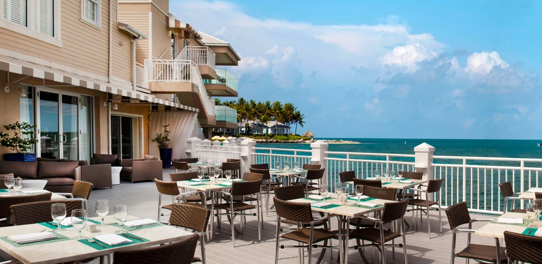 Gallery at Pier House Resort & Spa, Key West Florida