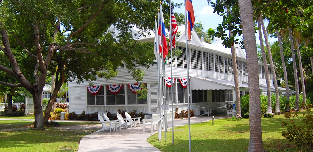 Harry S Truman Little White House of Key West, Florida