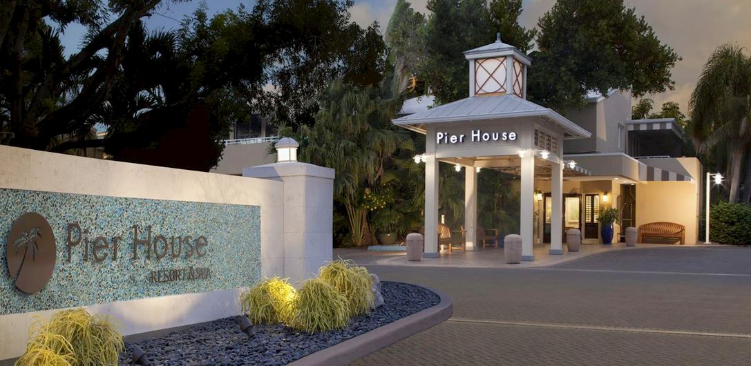 History of Pier House Resort & Spa, Key West Florida