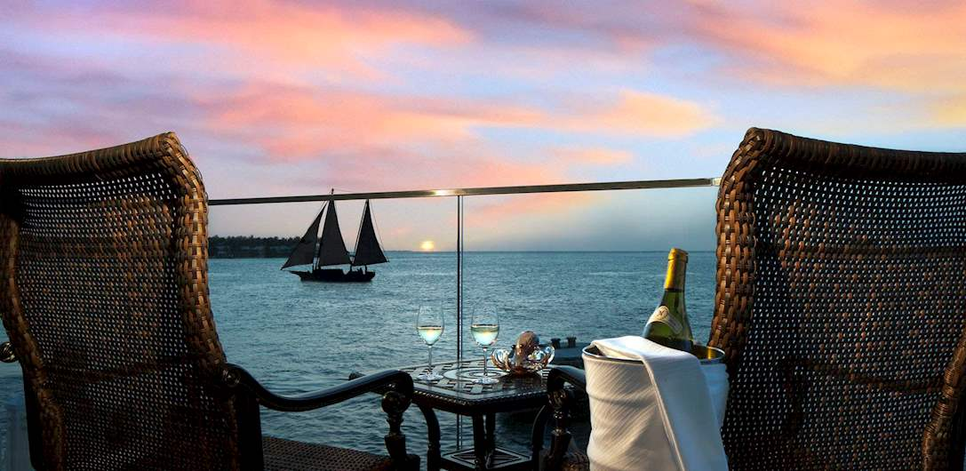 Services and Gifts of Pier House Resort & Spa, Key West Florida
