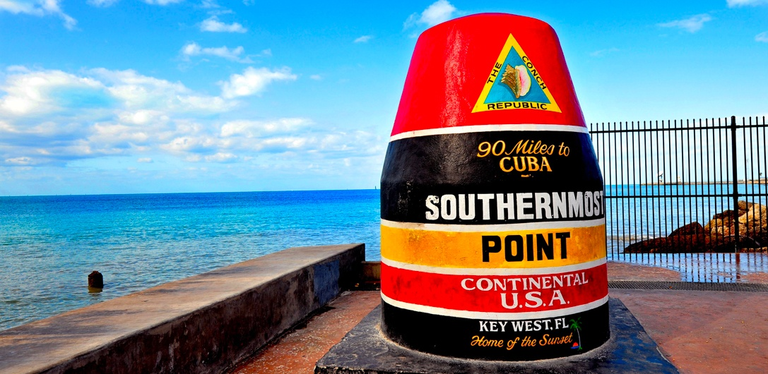 Southern Most Point US of Key West, Florida Resort