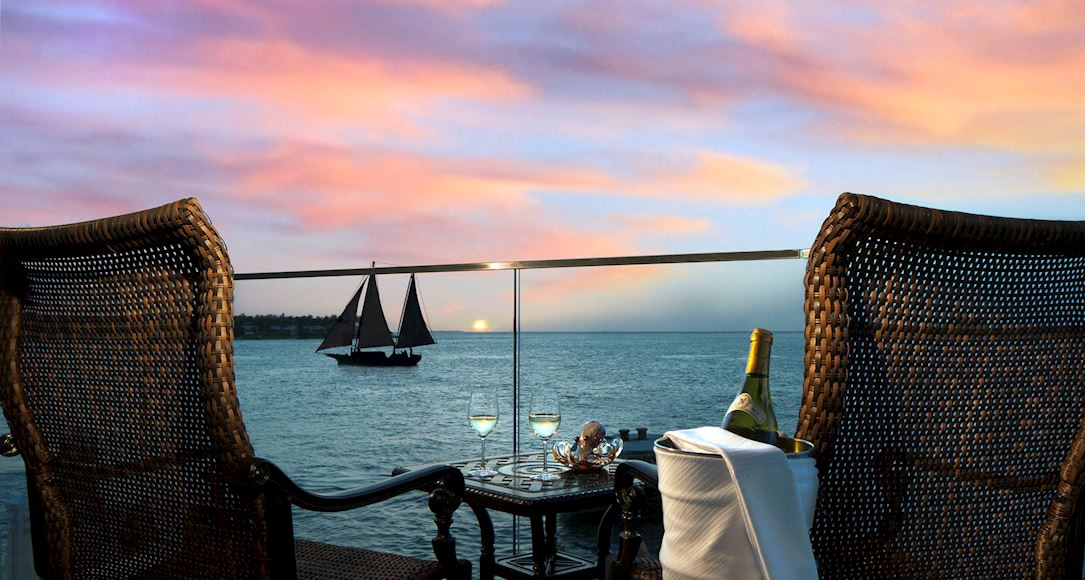 Suite Special at Pier House Resort & Spa, Key West Florida