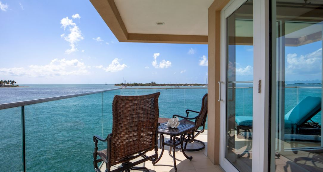 Dockside Suite of Pier House Resort & Spa, Key West Florida