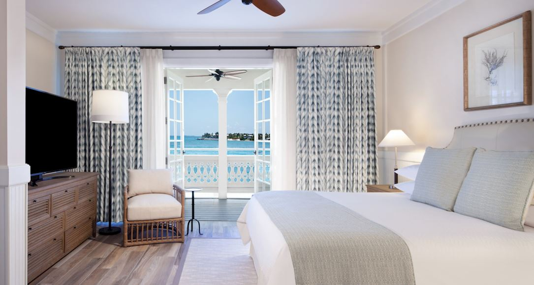 Two Bedroom Suite of Pier House Resort & Spa, Key West Florida