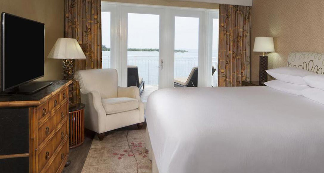 One Bedroom Suite of Pier House Resort & Spa, Key West Florida