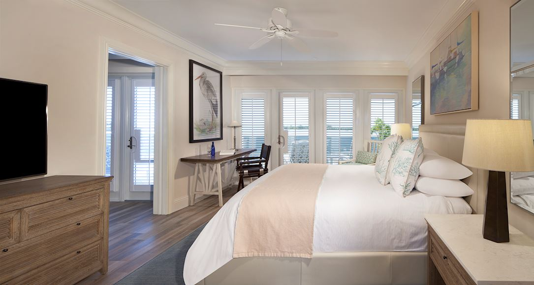 Presidential Suite of Pier House Resort & Spa, Key West Florida