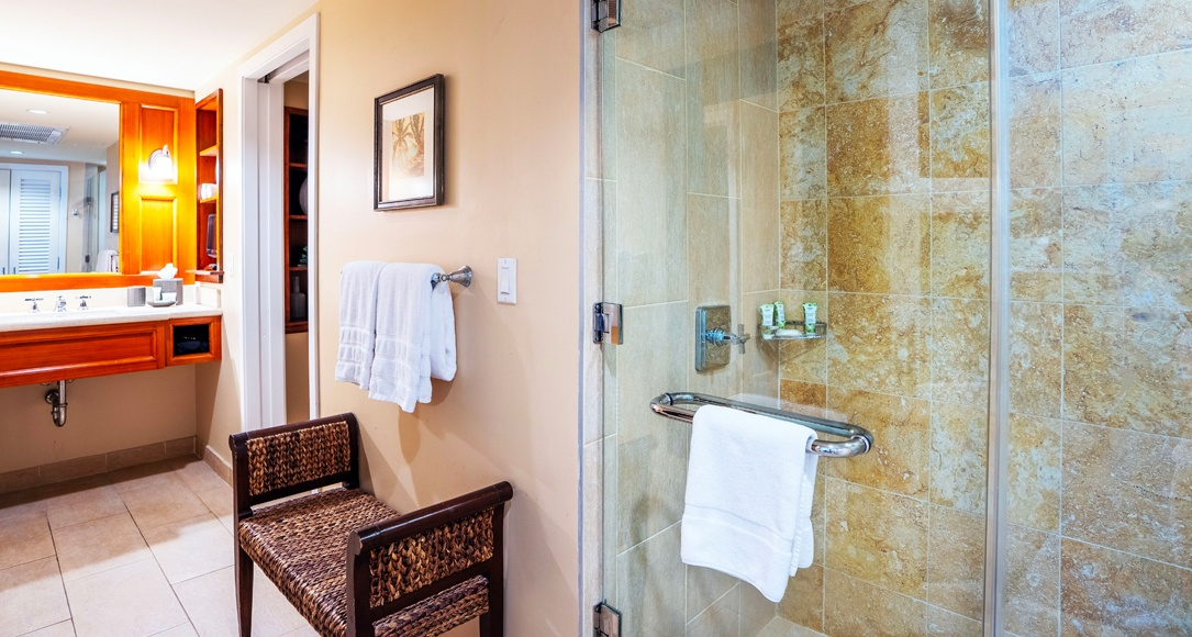 Spa Junior Suite of Pier House Resort & Spa, Key West Florida